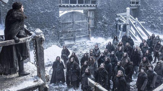 Durasi Episode Musim Final 'Game of Thrones' Bocor