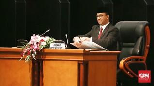 Fraksi PDIP DKI Soroti Serapan Anggaran Rendah di Era Anies