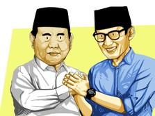 Mengintip Visi & Misi Prabowo-Sandi