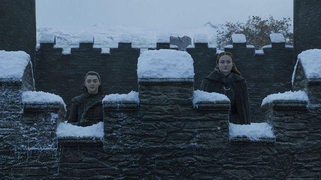 Ambang Kehancuran Winterfell di Trailer Baru Game of Thrones