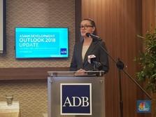ADB Puji Upaya RI Stabilkan Ekonomi di Tengah Ketidakpastian