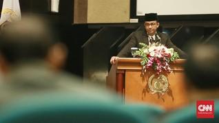 Anies Sebut Ketua DPRD DKI Kebanyakan Kunker, Lupa Jakarta