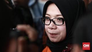 Eni Saragih Penuhi Panggilan KPK Jadi Saksi Samin Tan