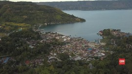 VIDEO: Panorama Google Street View Danau Toba