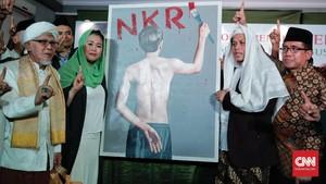 Yenny Wahid dan Simpatisan Gus Dur Dukung Jokowi di Pilpres