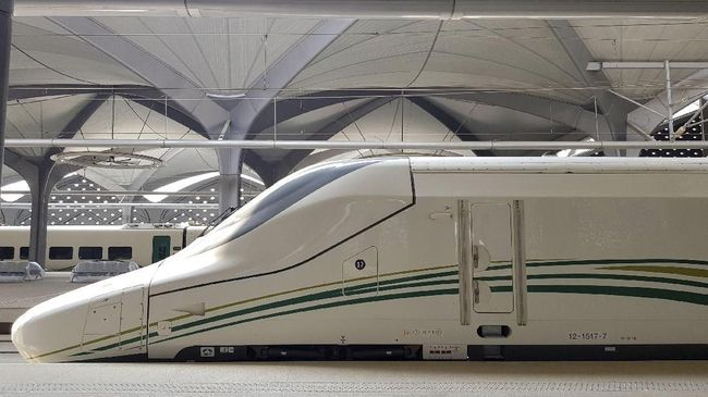 Kereta Tercepat di Afrika Pangkas Perjalanan Keliling Maroko