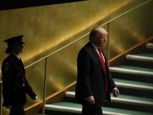 Trump: Brexit Bisa Rusak Hubungan Dagang AS-Inggris