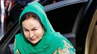 Lika-Liku Kasus Suap Ratusan Miliar Istri Najib