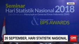 26 September, Hari Statistik Nasional