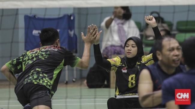 Asian Para Games 2018 yang akan dibuka di Stadion Utama Gelora Bung Karno pada 6 Oktober mendatang akan diikuti 41 negara. (CNN Indonesia/ Hesti Rika)
