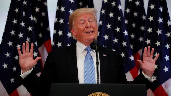 Trump Klaim Pemimpin Iran Inginkan Pertemuan dengan AS