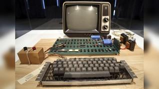 Larry Tesler, Pencipta 'Copy Paste' di Komputer Tutup Usia