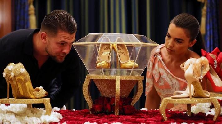 Ladies, Ini Sepatu Emas Termahal di Dunia Seharga Rp 253,7 M