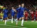 Gol Cantik Eden Hazard ke Gawang Liverpool Tuai Pujian
