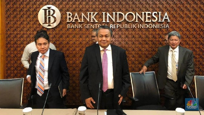 Bank Indonesia (BI) menyampaikan apresiasi kepada para pengusaha alias crazy rich yang turut membantu stabilisasi nilai tukar rupiah