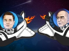 3 Sifat Elon Musk-Jeff Bezos yang Jadi Kunci Sukses Bisnis