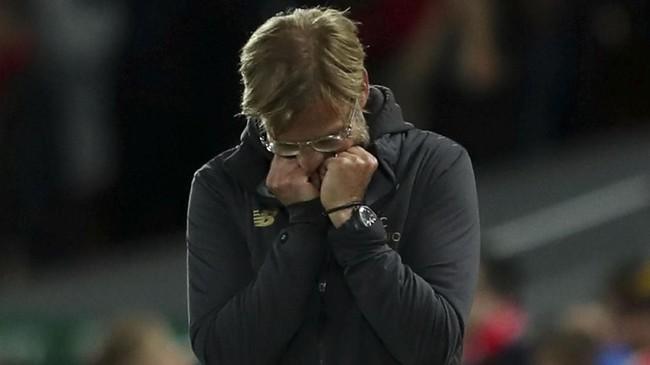 Kemenangan 2-1 itu membuat tim asuhan Maurizio Sarri tersebut melangkah ke babak keempat Piala Liga Inggris. Sedangkan bagi Liverpool hasil tersebut merupakan kekalahan pertama mereka di semua kompetisi musim ini. (Action Images via Reuters/Lee Smith)