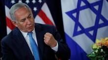 Netanyahu Desak Rumania Pindahkan Kedutaan ke Yerusalem