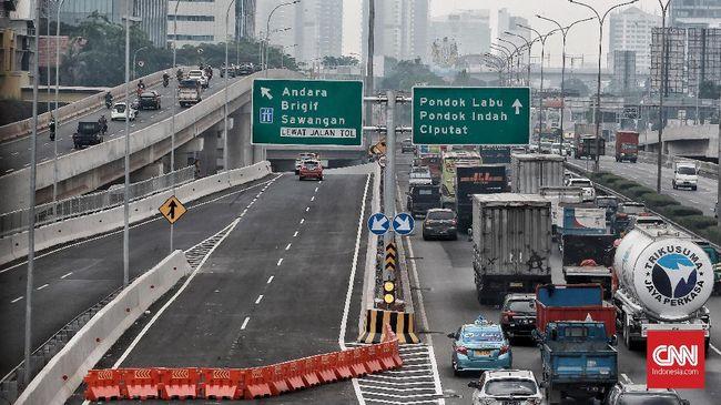 Tarif 13 Ruas Tol Diusulkan Naik pada 2019