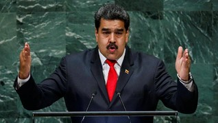 AS Blokir Sumber Pendapatan Terbesar Venezuela