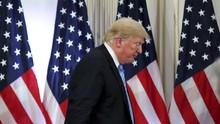 Donald Trump Dikabarkan Mulai Khawatir Bakal Dimakzulkan