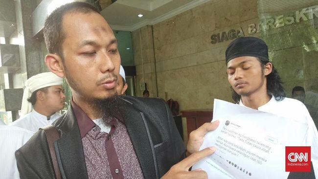 Denny Siregar Dilaporkan ke Polisi soal Video Pengeroyokan