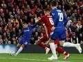 Hazard dan Mignolet Bernostalgia Liverpool vs Chelsea 2014