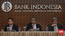 BI Kerek Proyeksi Defisit Transaksi Berjalan Jadi 3 Persen