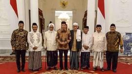 Gus Ipul Ungkap Isi Pertemuan Jokowi dan Kiai Sepuh di Istana