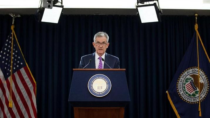 Bos The Fed Isyaratkan Kenaikan Bunga Acuan Lagi