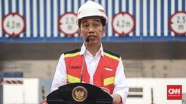 Jokowi Targetkan Tol Antasari-Depok Rampung 2019