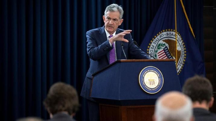 The Fed Tahan Suku Bunga Tapi Tetap Hawkish