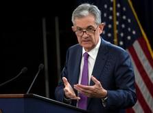 Bos The Fed Berubah Dovish, Kenaikan Suku Bunga AS Melambat?