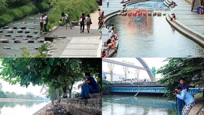 Dengan adanya revitalisasi Kalimalang aja dijadikan sebagai destinasi wisata baru untuk warga Bekasi.