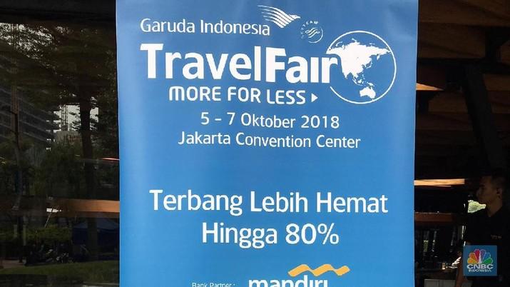 Catat! Ini Waktu Terbaik Buru Diskon 80% Garuda Travel Fair