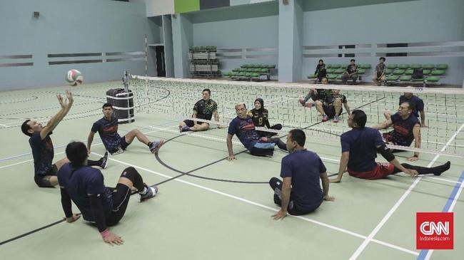 Asian Para Games 2018 dijadwalkan digelar mulai 6 Oktober-13 Oktober 2018 dengan hampir seluruh venue pertandingan digelar di Jakarta. (CNN Indonesia/ Hesti Rika)
