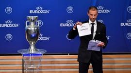 Jerman Jadi Tuan Rumah Piala Eropa 2024