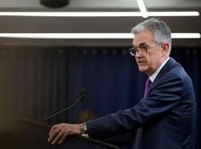 Tahan Bunga Acuan, The Fed Sebut Investasi Melambat
