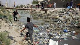 Dubes Uni Eropa Sakit Usai Minum Air Tercemar di Basra, Irak