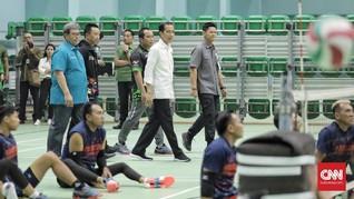 Presiden Jokowi Ungkap Jumlah Bonus Asian Para Games 2018