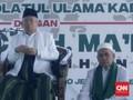 Ma'ruf Amin Pasang Target 70 Persen Menang di Jabar