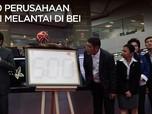 Selamat! 600 Perusahaan Melantai di Bursa Efek Indonesia