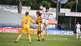 Bek Timnas Indonesia U-16 Anggap Gaya Australia Mirip Iran