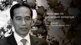 Joko Widodo, Calon Presiden Nomor Urut 1.