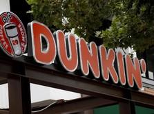 Dunkin' Donuts Tutup 450 Gerai Hingga Pengujung 2020, Kenapa?
