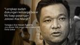 Tubagus Ace Hasan Syadzily, Juru Bicara TKN Jokowi-Ma'ruf/Ketua DPP.
