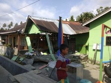 Gempa dan Tsunami di Sulteng, Jokowi Minta Masyarakat Tenang