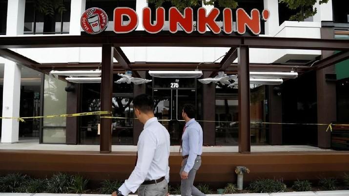 Ketika Dunkin Tak Lagi Gunakan Donuts