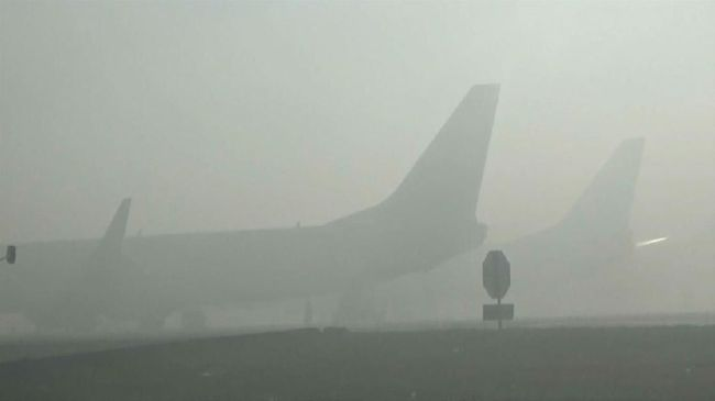 Kabut Asap Kalimantan Makin Pekat, Pesawat Tak Berani Terbang