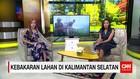 Kebakaran Lahan di Kalimantan Selatan